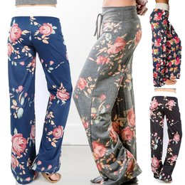 dark grey yoga pants 2019 - Lace casual trousers women yoga pants sexy plus size sweatpants fashion loose camouflage print workout pants just do it
