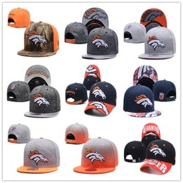 05e397f6ad5 Denver America Sports Snapback All Teams baseball football Hats Hip Hop  Broncos Snapbacks Cap Adjustable Sports hats