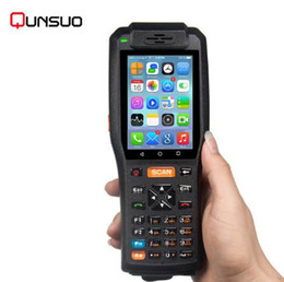 terminal barcode NZ - Handheld data collection Mobile computer Terminal inbuilt 1D 2D barcode Scanner Android pda