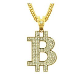 b32961640ef5 Initial B Letter Pendants   Necklaces WomenMen Personalized Gift Alphabet  Jewelry Gold Color Necklace P1672