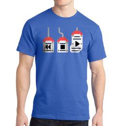 $enCountryForm.capitalKeyWord NZ - Manual Pedals Men's Royal Blue T-shirt