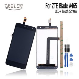 $enCountryForm.capitalKeyWord NZ - ocolor For ZTE Blade A465 LCD Display And Touch Screen +Tools And Adhesive 5.0 Inch For ZTE Blade A465 Mobile Phone Accessories