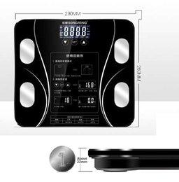 Опт AIWILL Весы для ванной комнаты Светодиодный экран Body Grease Электронный вес Вес тела Состав Анализ Весы для здоровья Smart Home
