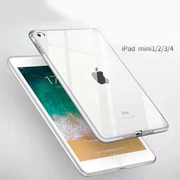 $enCountryForm.capitalKeyWord Australia - For Ipad Mini 1 2 3 4 Ipad TPU Clear Transparent Soft Case Skin Silicon Back Cover Slim For Apple Ipad