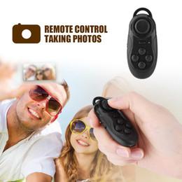 $enCountryForm.capitalKeyWord Australia - Mini Wireless Bluetooth 3.0 Remote Gamepad Game Controller Joystick Selfie Timer Remote Controller for Android