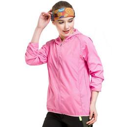 Ultra thin jacket online shopping - Female Quick Dry Women s Jackets Women Coats Windbreaker Basic Protection Ultra Light Thin Summer Women Clothing Outerwear