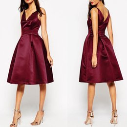 IllusIon ombre dress online shopping - New arrival latest fashion design women party gown satin midi free prom dress open back mini short party dress ombre