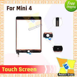 Mini Ipad Touch Screen Replacement NZ - 30pcs lot DHL High Quality Touch 7.9 inch For iPad Mini 4 Mini4 A1538 A155 Touch Screen Digitizer Replacement free shipping Tested Well