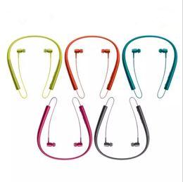 $enCountryForm.capitalKeyWord NZ - New MDR-EX750 Wireless Bluetooth sports neckband High Quality Handsfree Stereo csr4.1 headsets for smart phone