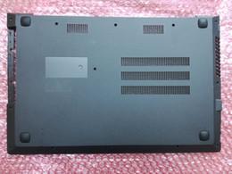 Toptan satış Lenovo V110-15 V110-15IKB V110-15ISK Için YENI Base Kapak Alt Kılıf Küçük Harf 5CB0L80167 Siyah