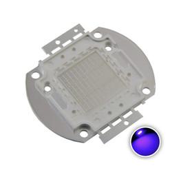 $enCountryForm.capitalKeyWord Australia - High Power Led Chip 20W Blue Super Bright Intensity SMD COB Light Emitter Components Diode 20 W Bulb Lamp Beads DIY Lighting