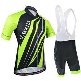 Discount bike clothes design - 2018 BXIO Design Most Popular Cycling Jersey Summer Cool Bike Clothing New Own Brand 5D Gel Pad Bicycle Clothing Verano