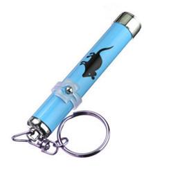 Игрушки для домашних животных Игрушки для кошек Светодиодные лазерные лучи Инфракрасные дразнятые кошки Игрушки Лазерная указка Ручка с яркой анимацией
