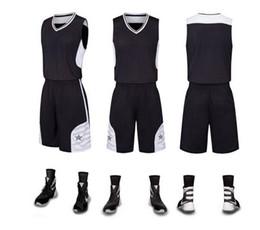 $enCountryForm.capitalKeyWord Australia - High quality New basketball Uniforms custom male adult ball suit basketball training match jerseys customized wholesale printed Numbers