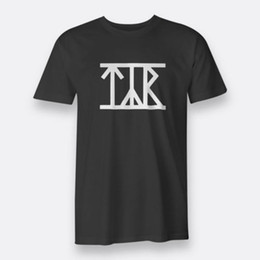b1d097120 Tyr Norse Heathen Viking God Rune Men s Tees S to 3XL Black T-shirt T-Shirt Men  Casual Short Sleeve Thanksgiving Day Custom Big Size Team T