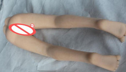 Foot Fetish sex toys online shopping - 70cm sex toys for men Realistic Skeleton Leg Model Foot Fetish Vagina Anus Love Model sex products sale