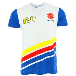 $enCountryForm.capitalKeyWord Canada - Free shipping 2018 Andrea Iannone 29 for Team Moto GP Logo White T-shirt Sports Racing T-Shirt