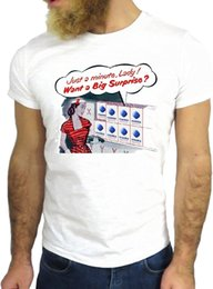 Cotton Cart NZ - T-SHIRT JODE GGG24 Z0812 JUST A MINUTE LADY COOL VINTAGE ROCK FUNNY FASHION CART