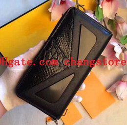 Inner Belt Australia - designer luxury handbags purses men designer wallet 0070 leather square zipper eye design wallet inner layer spacing and card top quality wi