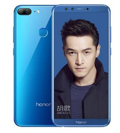 Discount huawei google phone - Original Huawei Honor 9 Lite 3GB RAM 32GB ROM Mobile Phone Kirin 659 Octa Core Android 5.65inch Full Screen 13.0MP Face