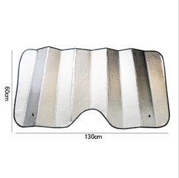 drop blocks Canada - Front Rear Block Window Sun Shade drop ship Casual Foldable Car Windshield Visor Cover