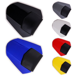 $enCountryForm.capitalKeyWord UK - 6 Color ABS Motorcycle Rear Seat Cover Cowl For Yamaha YZF R6 2008-2015