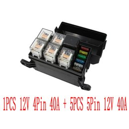 auto fuse boxes nz buy new auto fuse boxes online from best Toyota Fuse Box Car auto fuse boxes nz 6 ways auto fuse box assembly with 1pcs 12v 4pin 40a
