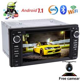 $enCountryForm.capitalKeyWord NZ - Backup Camera+Car GPS Stereo for TOYOTA Corolla EX 2008~2013 Android 7.1 Octa-Core Double 2Din Car DVD Player 6.2'' Auto Radio Bluetooth