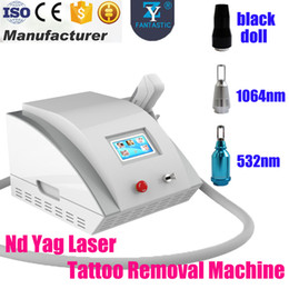 $enCountryForm.capitalKeyWord Canada - New Powerful Q Swtich Nd Yag Laser Tattoo Removal Machine Pigment Reduction Spot Remover 1064nm 532nm 1320nm Skin Rejuvenation Laser Device