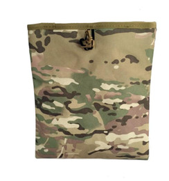 China Tactical Outdoors Recovery Molle Dump Magazine bag Pouch bags suppliers