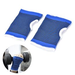 online shopping Mitten Brace Sleeve Bandage Gym Hands Wrap Pad Outdoor Sports Protector Pair Elastic Armguard Palm Wrist Hand Support Glove