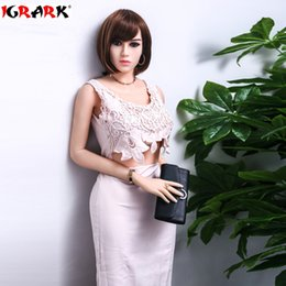 Mannequin Sex Toys For Men Canada - asian real silicone sex dolls 165cm, realistic solid japanese sexy lady dolls, life size poupee sex toys for men