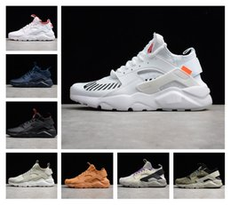 Discount cheap sale athletic shoes - Men Women Huarache 4.0 Iv Running Shoes Classical Breathable Trainer Sports Athletic Walking Sneakers Shoes Cheap On Sal