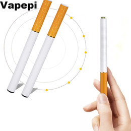 Vapepi 5pcs 10pcs Electronic Vapor 280mAh E Pen Starter 500 Puffs Disposable Cigar Vape Cigarette Kit
