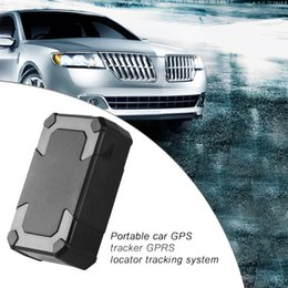 Discount personal track - New New Portable GT018A Vehicle Car Magnetic GPS Real Time Tracker Locator Tracking & Monitoring Devices Auto Personal A