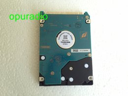 Wholesale DISK DRIVE MK3029GAC hard disk GB HDD2198 DC V A MB for Chrysler HDD alpine car navigaiton audio systems