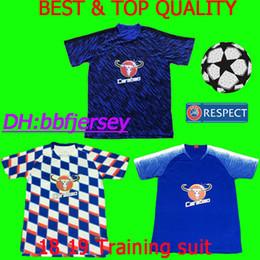 thail de primera calidad Premier League Soccer Jersey 18 19 Hazard Oscar  Mikel jerseys Polo camiseta de manga corta chelsea traje de entrenamiento  uniforme 90ce867926450