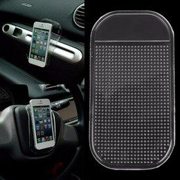Silikon Rutschfeste Matte Auto Armaturenbrett Sticky Pad Halterung für Handy Fahrzeug GPS Halter Innenzubehör Neu