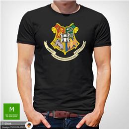 e5904a32a Harry Potter Hogwarts Tshirt Mens Christmas Unisex Xmas Birthday Gift Gray T -Shirt Men Boy Cool White Short Sleeve Custom XXXL Team Tshirts
