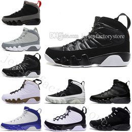 new product 084b9 9a44f 2018 Cheap New 9 IX Basketball Shoes High Quality 9s Men Sneakers Boots  Wholesale 9s IX Sports Shoes Outdoor Training Shoes size US 7-13