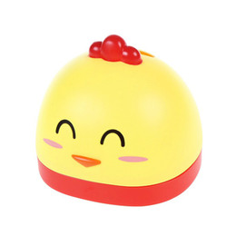 China Cute Chick Tissue Box facial tissue Container Table Decoration Napkin storage Holder Desk Organizer Office Desktop Living Room cheap bamboo napkin holder suppliers