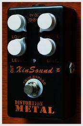 $enCountryForm.capitalKeyWord NZ - PRO VINTAGE TONE Heavy Metal Distortion Guitar Effect Pedal By XinSound