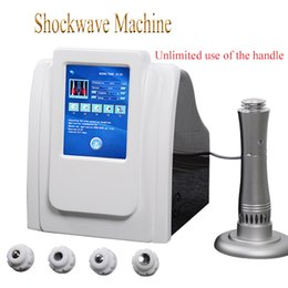 Wholesale 2019 New product Shock wave therapy equipment shock wave for ED erectile dysfunction shockwave machine use for Whole body