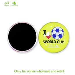 8a0d91efeccf3 3 pcs Copa Do Mundo nova iorque lembrança imã de geladeira de vidro