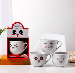 Logo Promotional Gift NZ - Creative ceramic cups Advertising promotional gifts Ceramic coffee mugs Custom logos