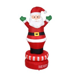 $enCountryForm.capitalKeyWord NZ - 360 Degree Rotatable Christmas Party Inflatable Santa Claus Decoration Bar Club Store Christmas Party Decoration Santa Claus Doll