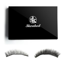 $enCountryForm.capitalKeyWord Canada - 1 Box X9 Reusable Mink Hair Triple Magnetic False Eyelashes Handmade Cilia Luxurious Thick Magnet Eye Lashes Makeup Extension