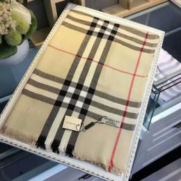 Großhandel Hohe qualität Marke Langer Schal größe 180x70 cm Frauen 2018 herbst Schal Warme baumwolle Schals Plaid Tücher