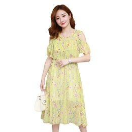 efcf0c0a4bf0e Summer Fashion Maternity Nursing Cover Dress Floral Print Chiffon Clothes  for Pregnant Women Elegant Beach Boho Pregnancy