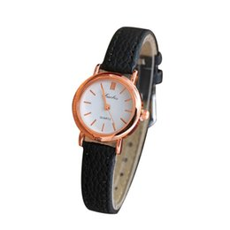 $enCountryForm.capitalKeyWord UK - luobos brand Soft and fine belt small dial Ladies Watch Fashion Women Leather Band Quartz Movement Wrist Watch Montre Femme#3K